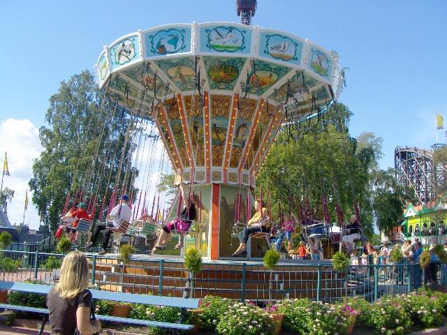 Parc attractions Finlande